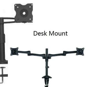Weekly Promo! Adjustable Tilting Desk Mount for Monitor or TV, starting from $39.99