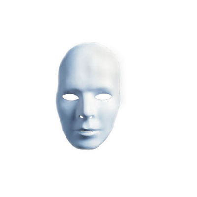 (Weiße Masken)