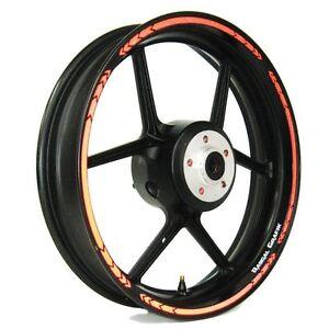 "17"" Wheel Stripe / Tape / Rim Stickers Rascal Reflective GLITTERY RED -RA36902"