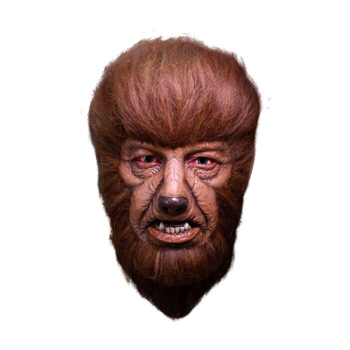 Trick Or Treat Studios: Chaney Entertainment - The Wolfman Mask PRE ORDER