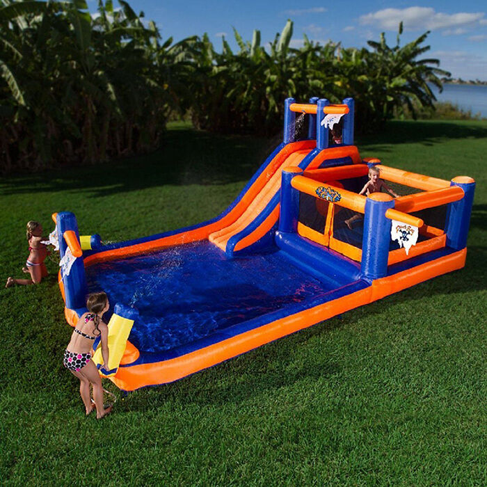 Inflatable Water Slide Toddler