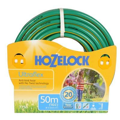 Hozelock 7750 Ultraflex Anti Kink Garden Hose - 50M