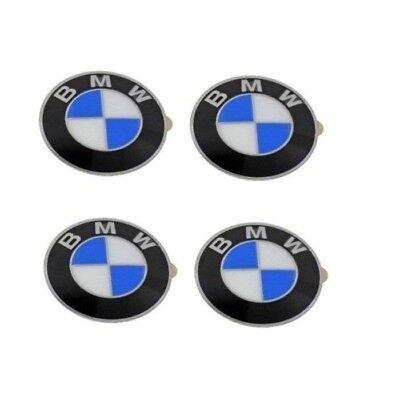 Genuine BMW E46 E60 E92 Emblem Wheel Center Cap 64.5 mm Diameter 36136767550