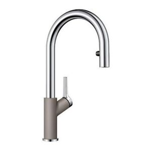 Blanco 403735 Urbena Pull Down Dual Spray Kitchen Faucet