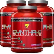 Protein- BSN SYNTHA 6 2.27kg TUBS FOR SALE ALL FLAVOURS! Melbourne Region Preview