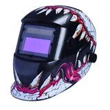 New Pro Solar Auto Darkening Welding Helmet Arc Tig mig Grinding Mask Certified