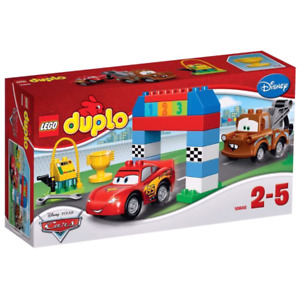 Ensemble Lego Duplo Cars planes spiderman