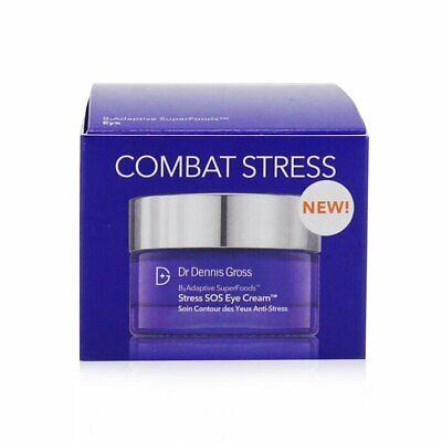 Dr Dennis Gross B3 Adaptive SuperFoods Stress SOS Eye Cream 15ml Eye & Lip Care