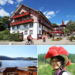 3 Tage Verwöhn Kurzurlaub am Schluchsee im Schwarzwald Kurzreise Urlaub 2 Pers.