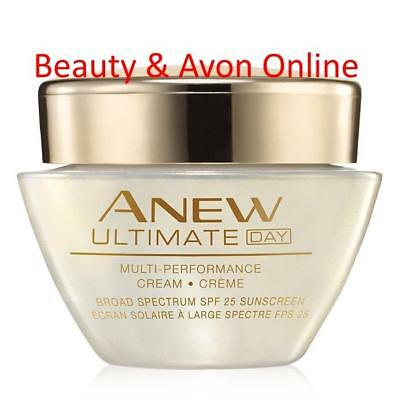 Avon ANEW Ultimate DAY Cream SPF 25 Full size NIB. 1.7 OZ. N