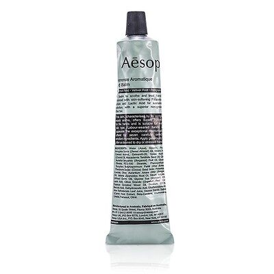 NEW Aesop Reverence Aromatique Hand Balm 2.6oz Womens Skincare