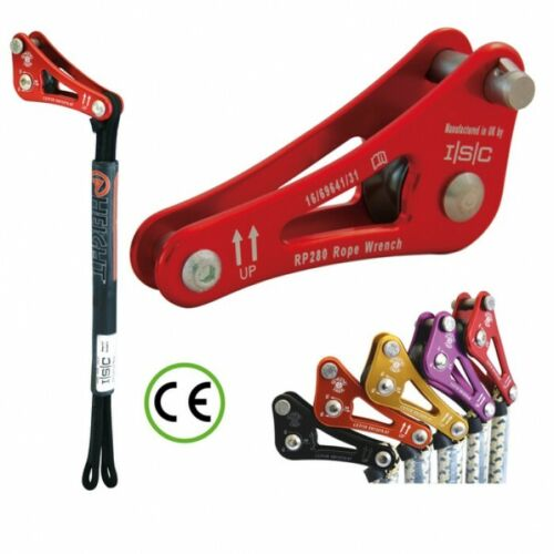 ISC ZK2 Rope Wrench Double Leg Tether Kit - Brand New