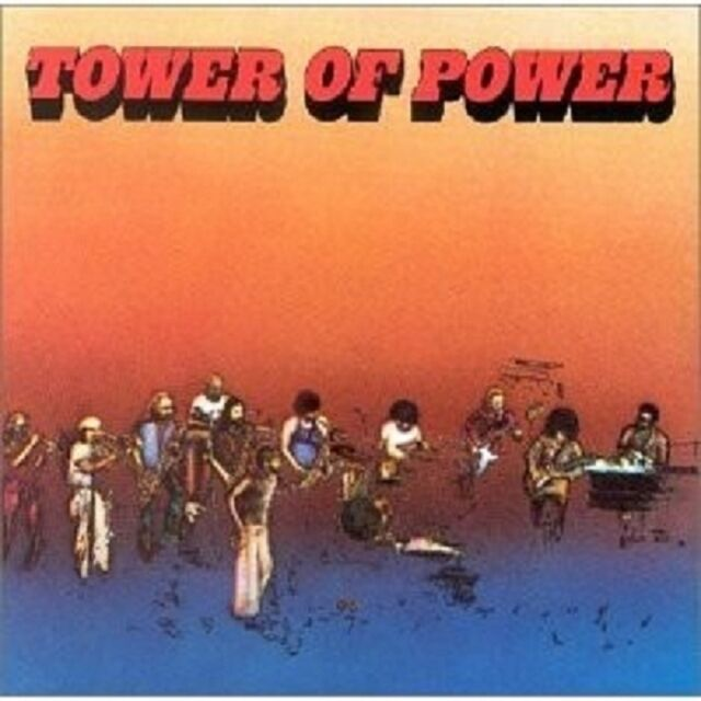 "TOWER OF POWER ""TOWER OF POWER"" CD NEU"
