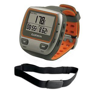 Garmin-Forerunner-310XT-HR-GPS-Heart-Rate-Monitor-Sports-Speed-amp-Distance-Watch