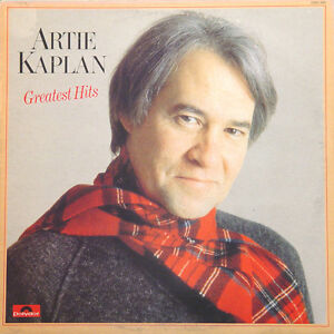 ARTIE-KAPLAN-Greatest-Hits-FR-Press-Polydor-2393-340-1982-LP