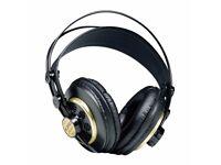 AKG K240 Monitor Semi-Open Headphones