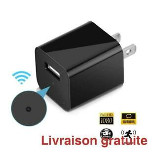 Mini camera avec detection de mouvement  /  1080P Mini Spy Hidden Camera with Motion Detection