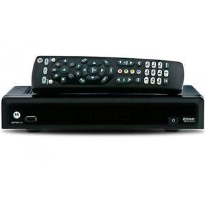 Shaw Satellite Box and Remote