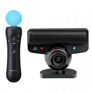 Looking to buy PS move controllers and camera
