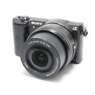 [Mint] Sony Alpha A5100 24.3MP Digital SLR Camera w/ E-PZ-OSS 16-50mm Lens