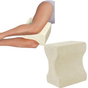 Memory Foam Knee Pillow Ebay