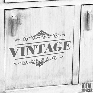 Vintage Shabby Chic Möbel Elektronika Do Wykrywacza Metali