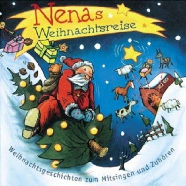 NENA - NENAS WEIHNACHTSREISE  CD  28 TRACKS DEUTSCH-POP NEU