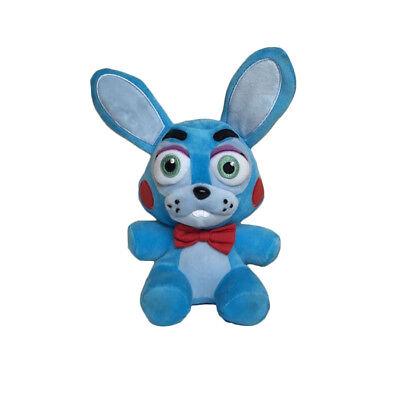 Five Nights At Freddys Toy Bonnie Horror Fnaf Blue Plush Stuffed Doll Us Stock