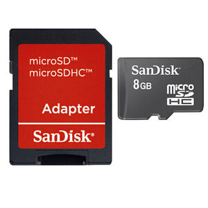 SanDisk-8GB-Micro-SD-HC-New-MicroSD-Memory-Card-8G-8-GB