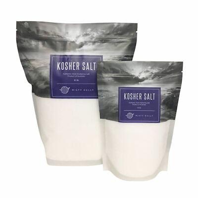 Misty Gully Kosher Salt - Australian Made Koshering Salt - 3kg