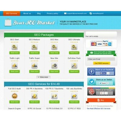 Seo Reseller Website Out-source The Work And Make A Profit