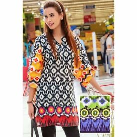 Pakistani Indian Asian Readymade Salwar Kameez Designer Dress Outfit Ready to Wear Bollywood Style.