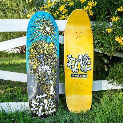 "Street Plant Five Year Anniversary Skateboard Deck 9.5"""