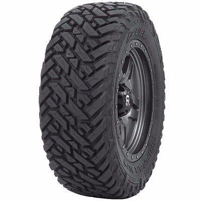 "40x16.50R28 40"" Fuel Off-Road Mud Gripper M/T Tires, Set of 4"