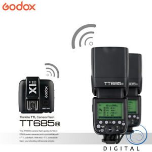 GODOX FLASH / SPEEDLIGHT TT685 TTL for CAN/NIK/SONY/FUJI