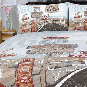 Retro Duvet Cover Ebay