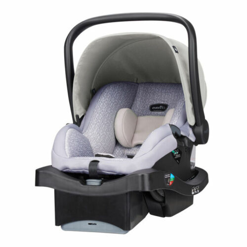 Evenflo LiteMax 35 Infant Car Seat, Easy to Install, Versatile + Convenient NEW