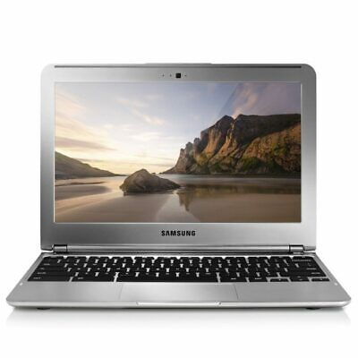 "REFURBISHED 11.6"" SAMSUNG CHROMEBOOK WITH CHROME OS WEBCAM HDMI - C GRADE"