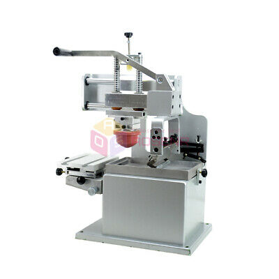 Manual Pad Printing Printer Press Machine Printer Equipment Pen Label Pvc Mug