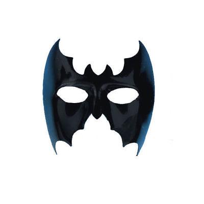 hwarz Fledermausmaske    (Fledermaus Maske)