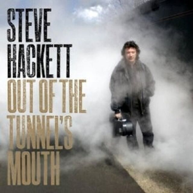 """STEVE HACKETT """"OUT OF THE TUNNEL´S MOUTH"""" CD PROG NEU"""