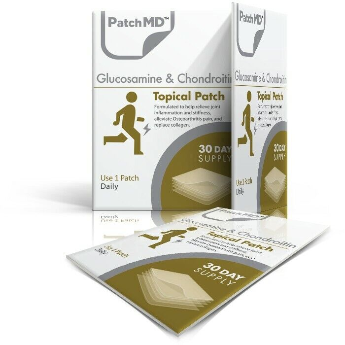 PatchMD Glucosamine Chondroitin Patch 30-patches Patch-MD GL