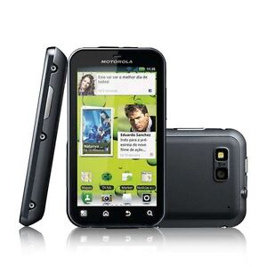 Motorola Defy + Plus MB526 GSM 2GB SD Android 3G Factory Unlocked New! MB525 +