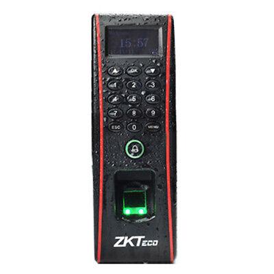 Usb Tcp-ip (ZKTeco TF1700 RFID USB/TCP/IP Waterproof Fingerprint ID Door Access Card Reader)