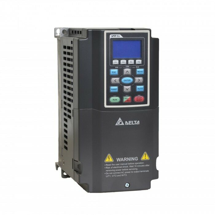 175 Hp 460v Delta Cp2000 Vfd, Inverter, Drive Vfd1320cp43a00