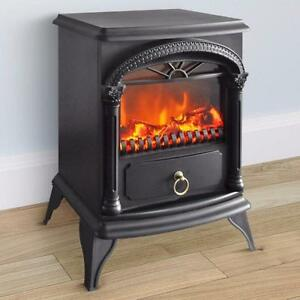 Electric Fireplace - NEW