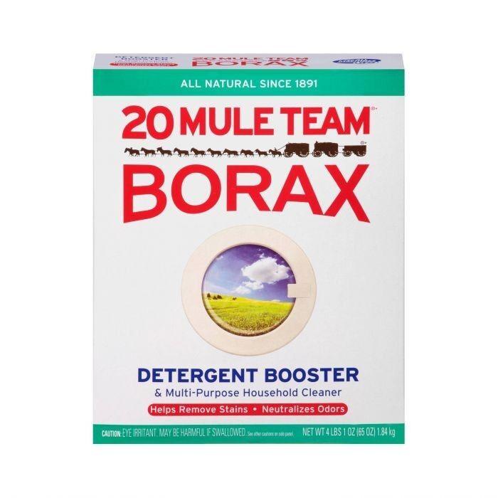 (6) 1/2 TSP BAGGIES BORAX FOR SLIME