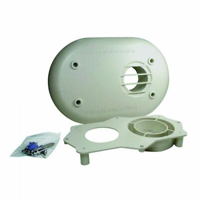 "Rheem SP20286 3"" Tankless Heater Horizontal Termination Vent Kit"