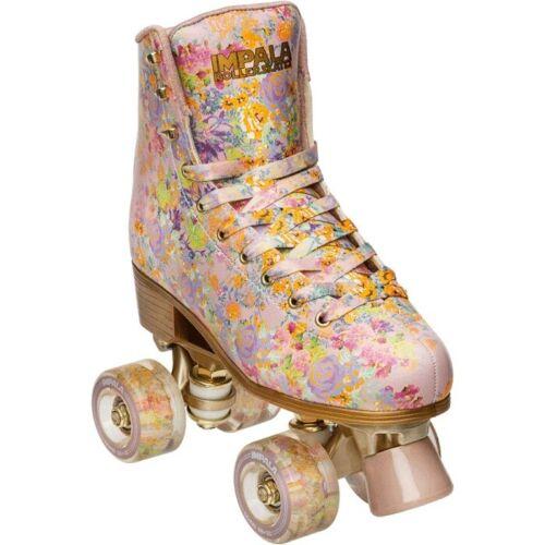 Impala - Quad Roller Skates | Vegan - Womens | Cynthia Rowley / Floral - Size: 8