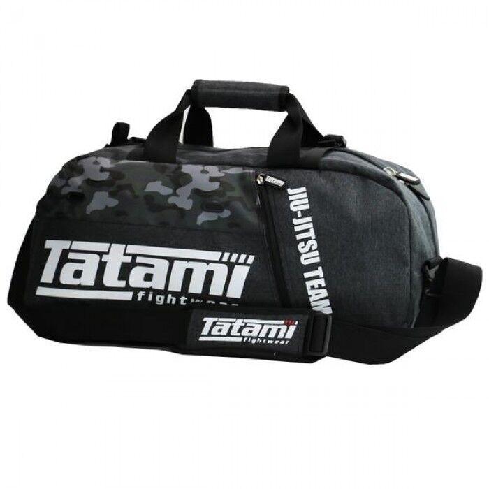 Tatami Jiu Jitsu Gear Bag Camo Mma Bjj